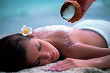 Visuel BERNARD CASSIÈRE - Soin Corps Relaxant Vanille-Monoï : Gommage + Enveloppement + Massage