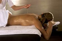 Visuel CINQ MONDES - Massage Ayurvédique Indien Tonifiant