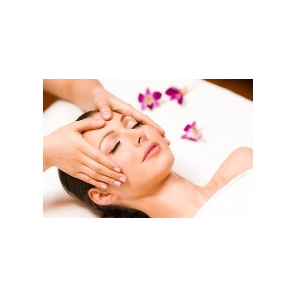 Visuel CINQ MONDES - Soin Massage du Visage Eclat Rituel de Bali