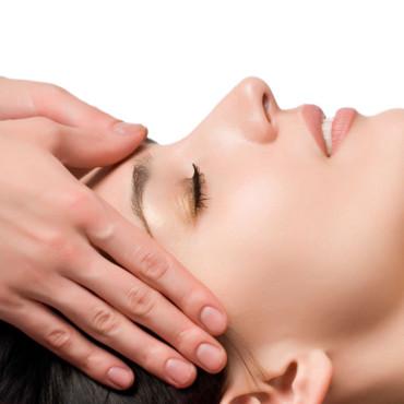 Visuel CINQ MONDES - Soin Massage du Visage KO BI DO Liftant et Repulpant